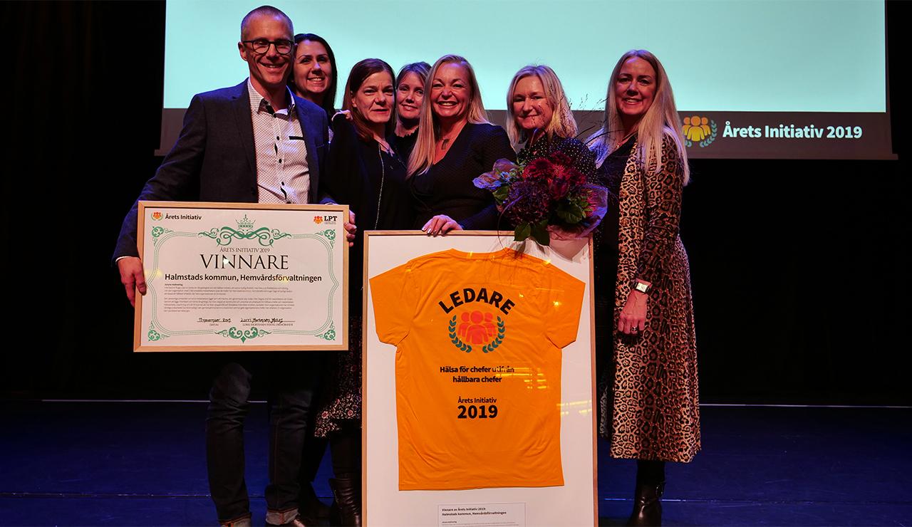 Vinnare av Årets Initiativ 2019